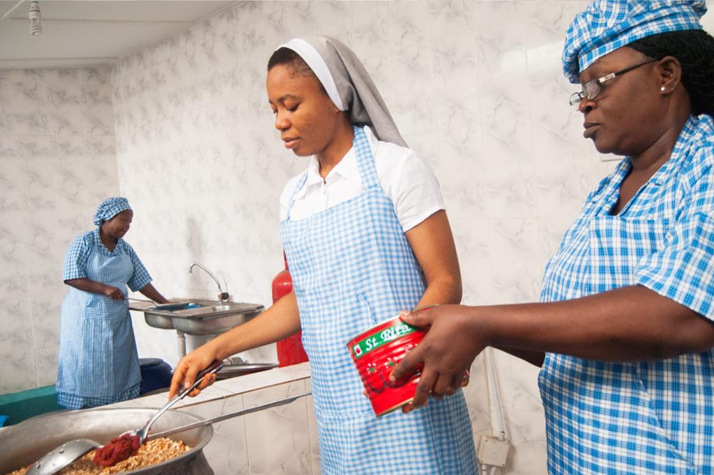 Welcome to Handmaids International Catholic School Aguda