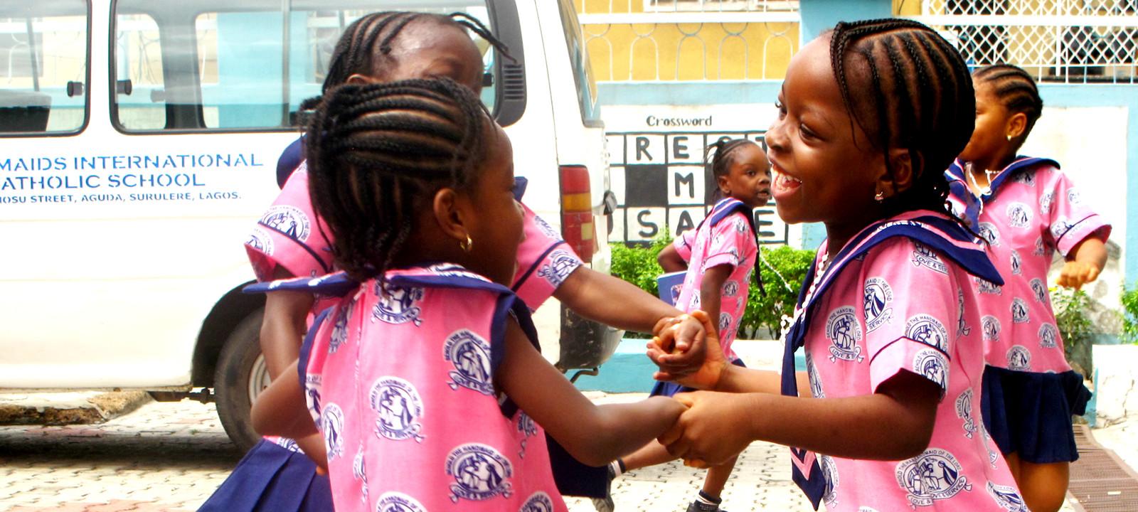 Handmaids International Catholic School Aguda